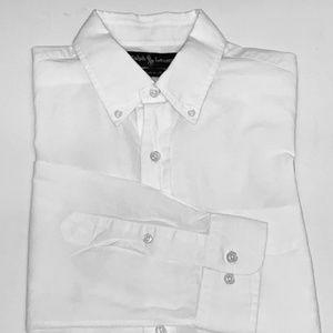 Ralph Lauren Lightweight Linen button down shirt
